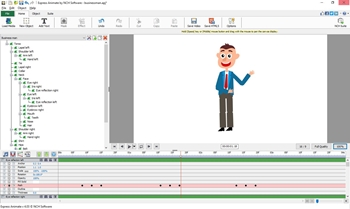Express Animate - Free Animation Software for Windows