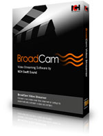 Download BroadCam Video Streaming Software