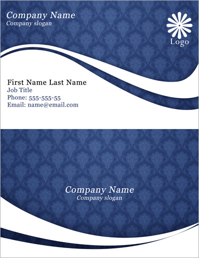 Free business card templates for cardworks business card maker download ornamental business card template colourmoves