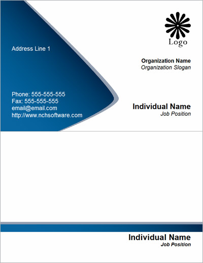 Custom Card Template » Free Appointment Card Template - Free Card