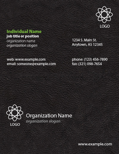 Free Business Card Templates For Cardworks Business Card Maker