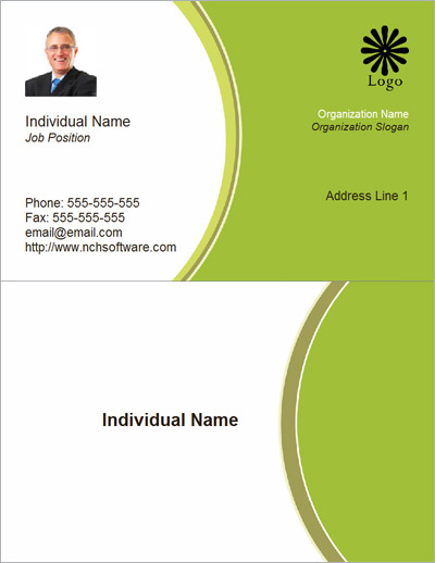 Free Business Card Templates For CardWorks Business Card Maker - Business card designs templates