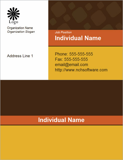 Free business card templates for cardworks business card maker download blocks business card template colourmoves