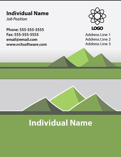 plantillas gratis de tarjetas de presentaci u00f3n para