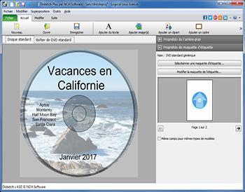 logiciel dimpression sur cd pour mac
