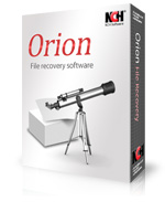 Download Orion Free File Recovery Software