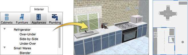 Visualize Your New Kitchen Remodel Project.