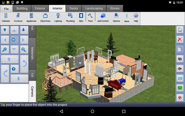 Dreamplan Home Design Landscape Planning Software Screenshots