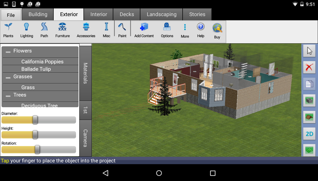 DreamPlan Home Design Free for Android 1.52