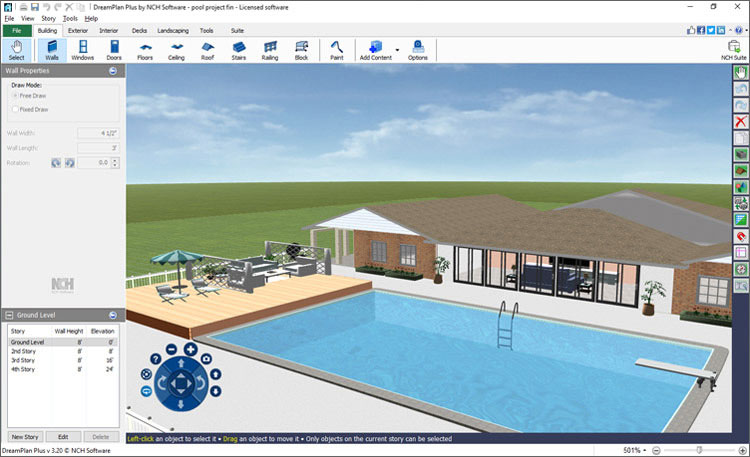 DreamPlan Garden and Home Design Free 6.06 full