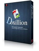 Download Doxillion Document Converter Software