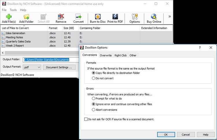 nch software codecs download