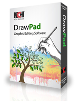 Click to get DrawPad Graphic Editor