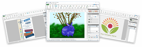 Easily Design, Paint and Edit Graphic Images with DrawPad