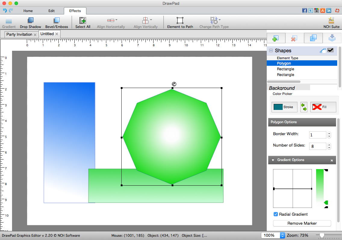 DrawPad Graphic Editor Professional Mac