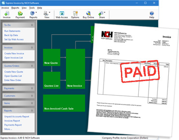 The easiest and most complete invoicing system
