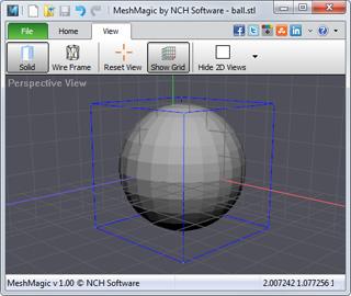 Meshmagic logiciel gratuit de mod lisation 3d version for Modelisation 3d gratuit
