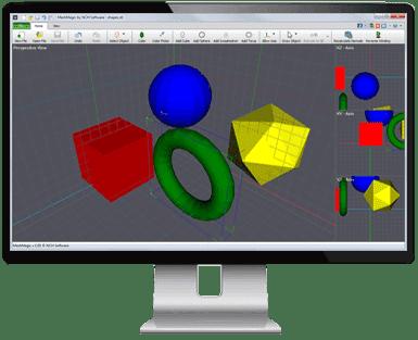 MeshMagic Free 3D Modeling Software