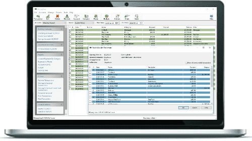 download personal finance software with checkbook register