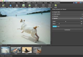 PhotoPad Foto-Editor Mac kostenlos