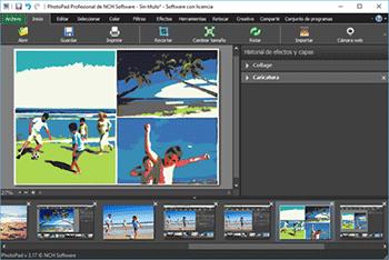 Editor de fotos programa para retocar fotos 1 descargar for Editor de fotos efectos