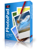 Click to get PhotoPad Photo Editor