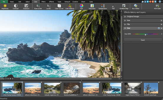 photo editor software for easy digital editing free