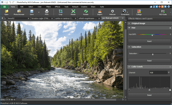 New best photo editor software free download for windows xp