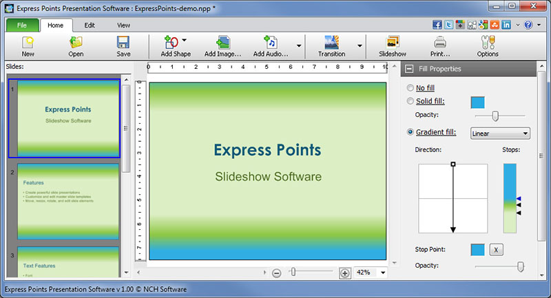download express points presentation maker free express points free