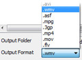 MPEG AVI MP4 MOV WMV   video file format converter