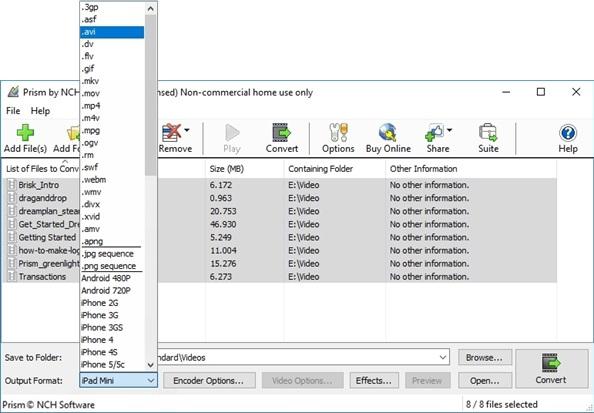 Prism video converter plus download.