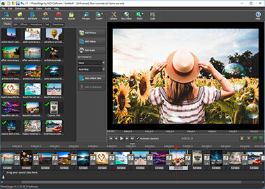 Photo Slideshow Software  Free Slideshow Maker Download