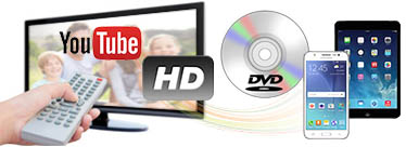 Watch DVD slideshows on your TV or share online