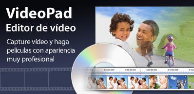 descargar videopad gratis para pc