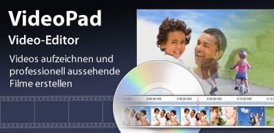 VideoPad Video-Editor herunterladen