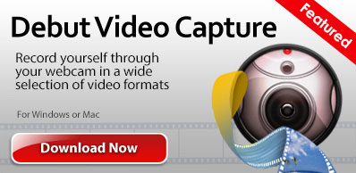 Descargar Debut, el software para capturar video