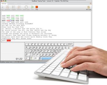Software Tutor De Mecanografía Gratis Aprenda Mecanografía Al Tacto Y Mejore Su Velocidad