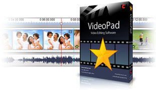 Free Download of VideoPad Video Editing Software