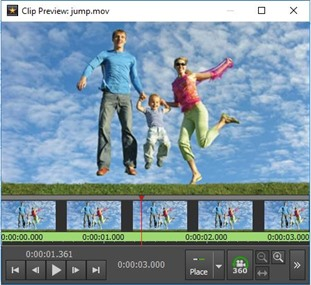 Videopad video editing software screenshots cut the boring sections out of your video clips ccuart Image collections