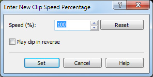 how to change playback speed in after effects
