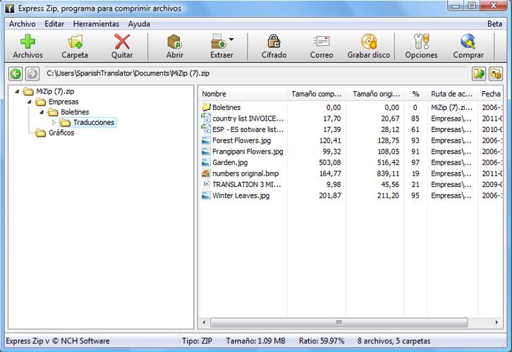 Programa Para Archivos Rar