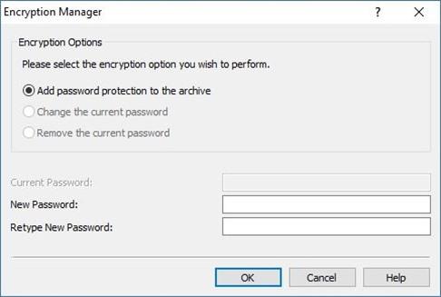 Express Zip File Compression & Zipping Software Screenshots
